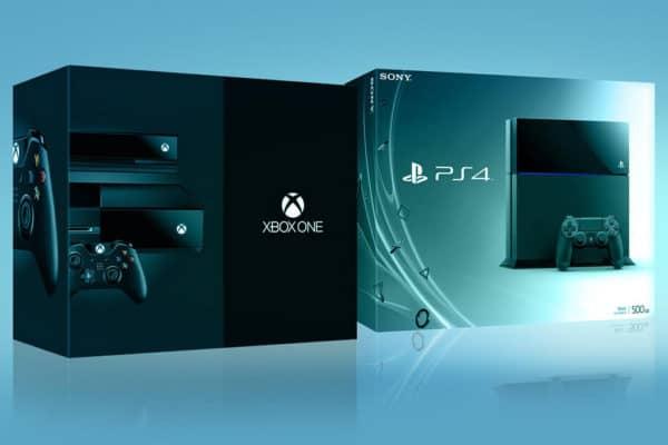 X-box One og Sont Playstation 4