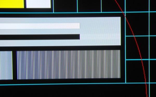 AV-Blog.Panasonic TX-P50VT30 line bleed