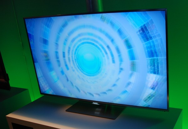 AV Blog CES2012 Panasonic DT50 LED