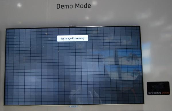 AV Blog CES2012 Samsung ES8000 series microdimming ultimate