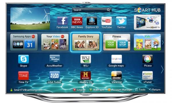 CES2012 Samsung ES8000