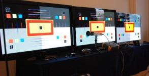 Test af fladskærme på AV Blog