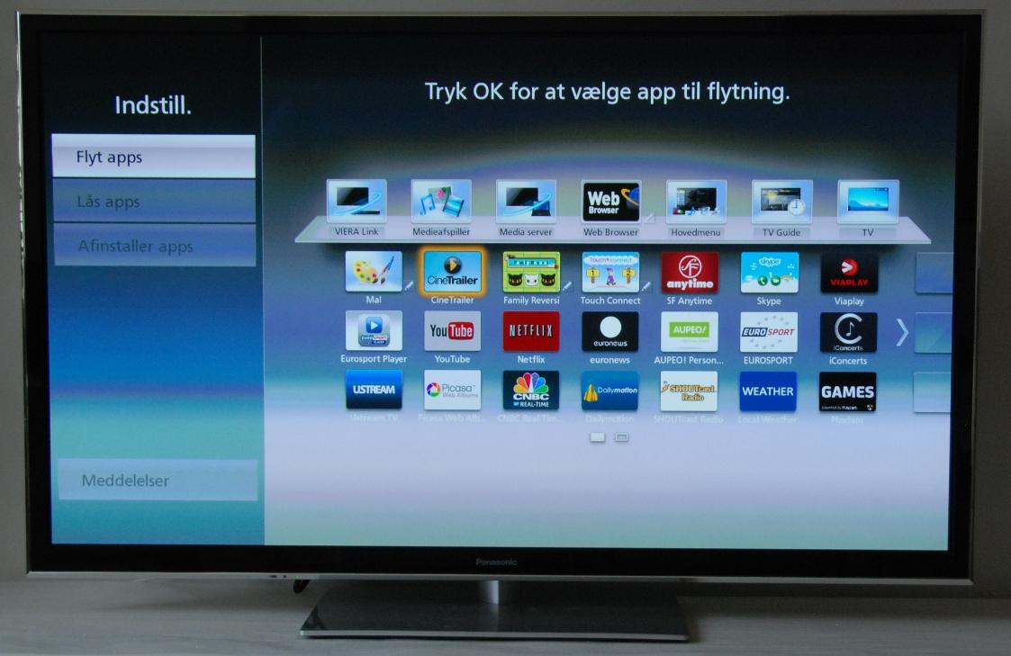tilslutte smart tv