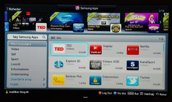 Samsung-LED-TV-UE46F8005_Samsung-Apps