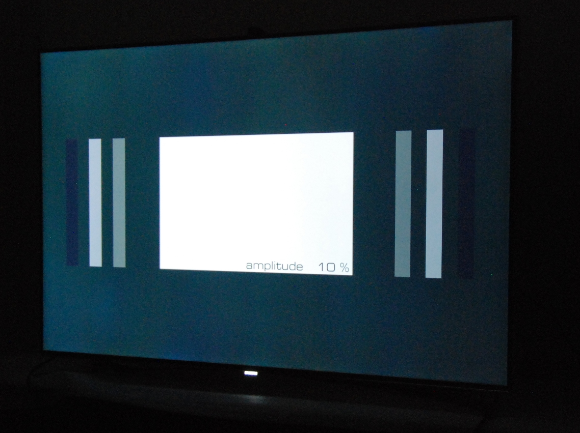 how to fix backlight bleed on lcd tv