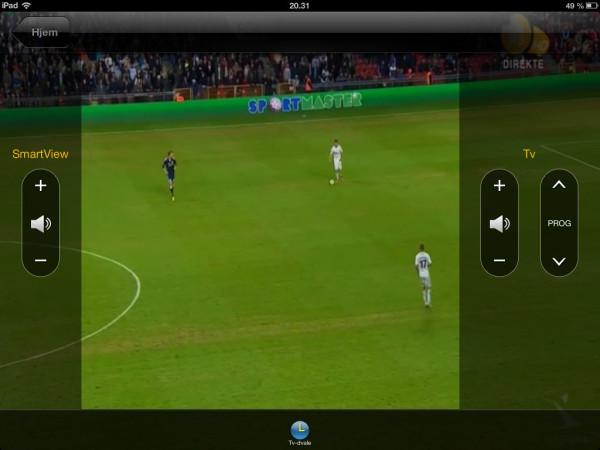 Samsung-LED-TV_UE46F8005_ipad-remote-app-tv
