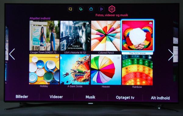 Samsung_UE46F8005_fotos-videoer-musik