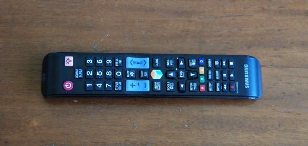 Samsung UE46ES8005 Standard Remote