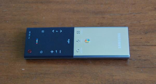 Samsung UE46ES8005 Touchpad Remote