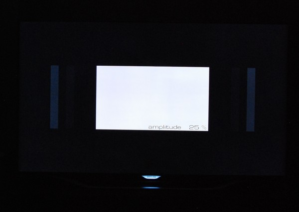 Samsung UE55ES8005 betragtningsvinkel vinkelret