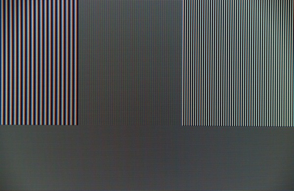 Samsung F8005 linebleed