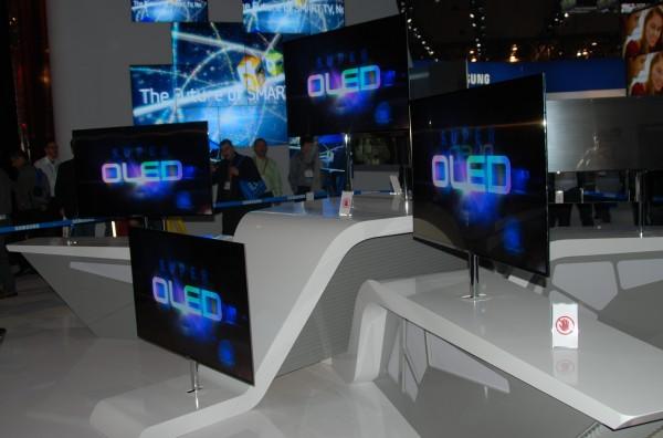 av-blog CES2012 Samsung Super OLED fladskærm
