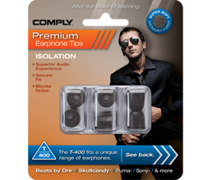 Comply pakke t400