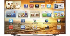 Samsung LED TV ES8000 serie meta test