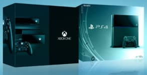 X-box One og Sont Playstation 4