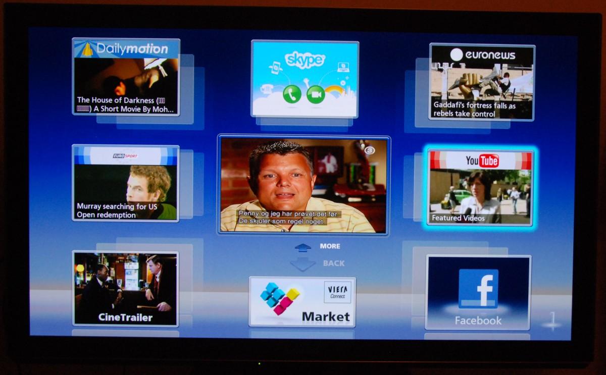 Test af Panasonic plasma TV TX-P50VT30 (TX-P42VT30, TX-P55VT30, TX-P65VT30) - AV Blog