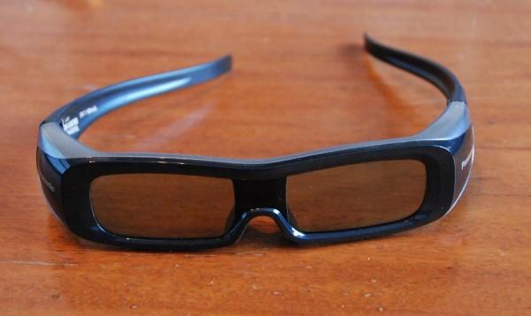 AV-Blog Panasonic TX-P50VT30 3D-briller