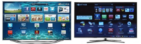 AV Blog CES-2012 Samsung ES8005 vs. D8005