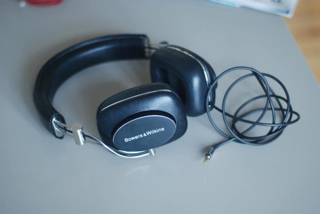 Bowers & Wilkins - B&W P7 høretelefon