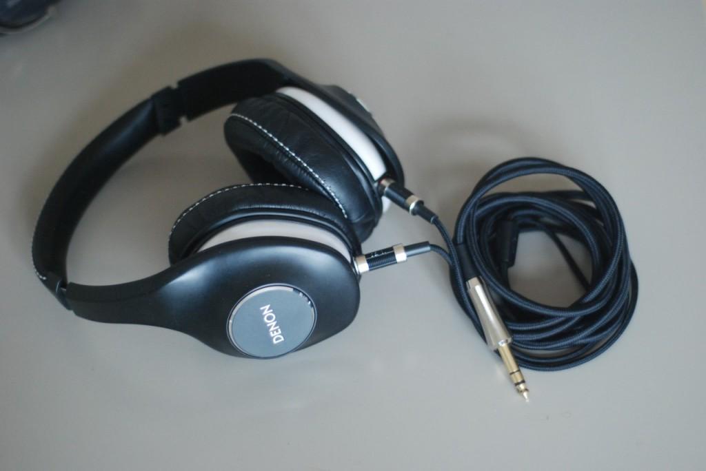 Denon AH-D600 høretelefon