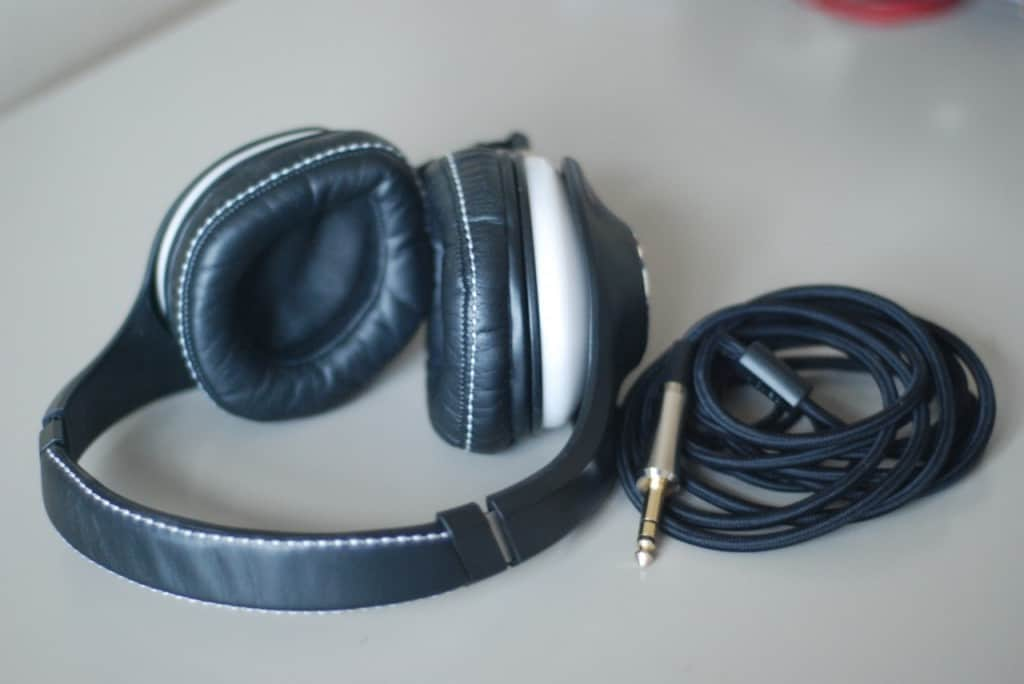 Denon AH-D 600 over-ear høretelefon