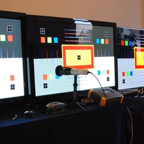 Hvordan tester man en fladskærm - testmetodik og målgruppeovervejelser - AV Blog