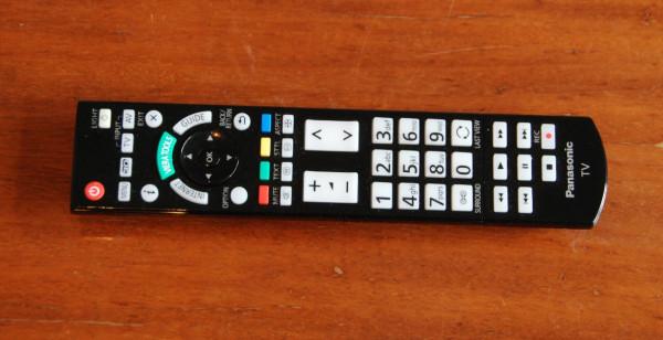 Panasonic Plasma TV TX-P65ST50 fjernbetjening