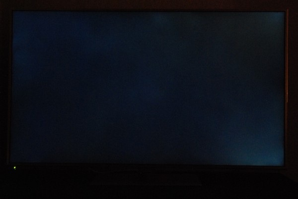 Panasonic TX-L55DT50 clouding backlight bleed
