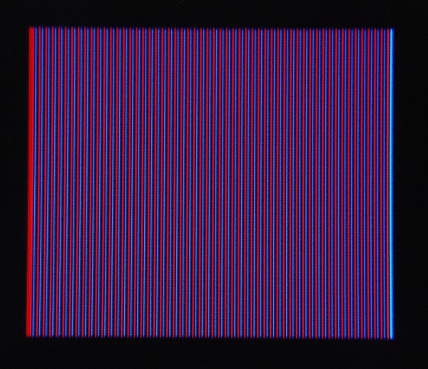 Panasonic TX-P65ST50 chroma alignment