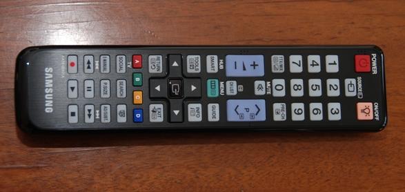 Samsung UE46D8005 fjernbetjening