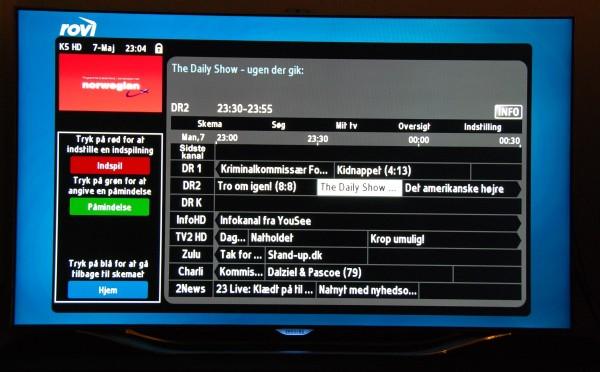 Test af Samsung LED TV UE55ES8005 (UE40ES8005, UE46ES8005, UE65ES8005)