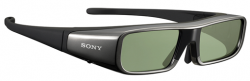 Sony aktive 3D-briller TDG-BR100