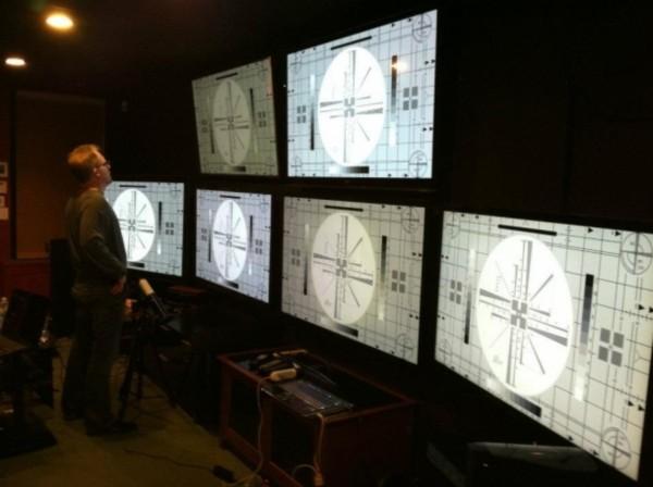 Sharp Elite LED fladskærm vinder shootout som bedste fladskærm i 2011 - AV Blog
